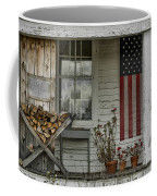 Old Apple Orchard Porch Coffee Mug