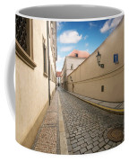 Old Architecture In Prague Coffee Mug