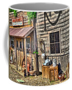 Old Bait Shop And Antiques Coffee Mug