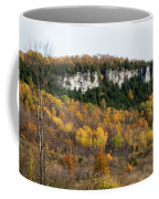 Old Baldy In Fall Coffee Mug