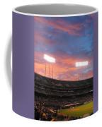 Old Ball Game Coffee Mug by Photographic Arts And Design Studio