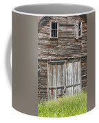 Old Barn In Maine Coffee Mug by Keith Webber Jr