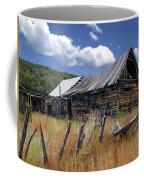Old Barn Las Trampas New Mexico Coffee Mug
