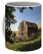 Old Barn On The Palouse Coffee Mug