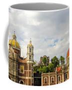 Old Basilica Of Guadalupe Coffee Mug
