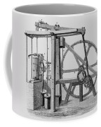 Old Bess Steam Engine Coffee Mug by SPL and Science Source