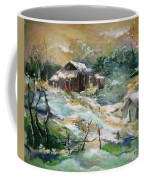 Old Bethpage Village Restoration Coffee Mug