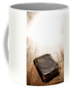 Old Bible In Divine Light Coffee Mug
