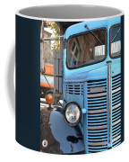 Old Blue Jalopy Truck Coffee Mug