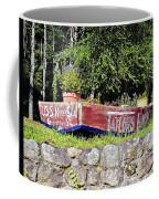 Old Boat Planter Coffee Mug