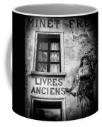 Old Books Coffee Mug by Dave Bowman