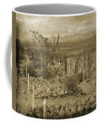 Old Boothill Cemetery Coffee Mug