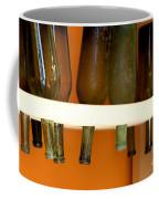 Old Bottles Coffee Mug