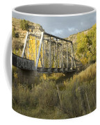 Old Bridge At La Boca Coffee Mug