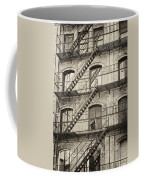 Old Building II. Coffee Mug