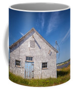 Old Building In North Rustico Coffee Mug