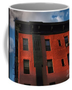 Brownstone 1 - Old Buildings And Architecture Of New York City Coffee Mug
