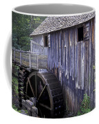 Old Cades Cove Mill Coffee Mug