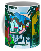 Old Canal Port Coffee Mug