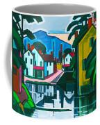 Old Canal Port Coffee Mug