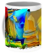 Old Cars Coffee Mug