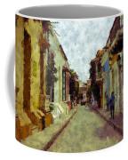 Old Cartagena 1 Coffee Mug