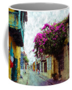 Old Cartagena 2 Coffee Mug