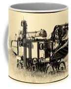 Old Case Thresher Coffee Mug