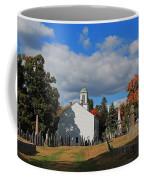 Old Cemetery Harvard Ma Coffee Mug