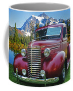 Old Chevy Pickup Ca5073-14 Coffee Mug