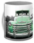 Old Chevy Pickup Truck Coffee Mug