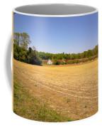 Old Chicken House On A Farm Field Coffee Mug