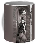 Old Chinese Village Street Coffee Mug