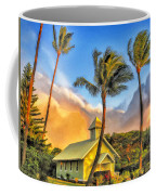Old Church At Honokawai Maui Coffee Mug