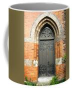 Old Church Door Coffee Mug