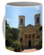 Old Church - Macon - Burgundy Coffee Mug