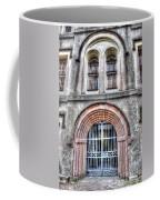 Old City Jail Entrance Coffee Mug