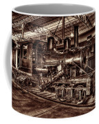 Old Climax Engine No 4 Coffee Mug