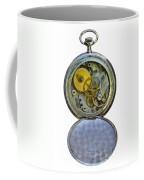 Old Clock Coffee Mug