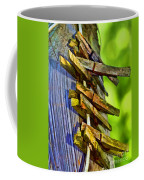 Old Clothes Pins II - Digital Paint Coffee Mug
