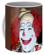 Old Clown Backstage Coffee Mug