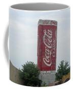 Old Coke Silo Coffee Mug