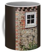 Old Cottage Window Sussex Uk Coffee Mug