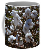 Old Cotton Fields Back Home Coffee Mug by Beverly Guilliams