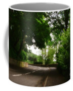 Old Country Road - Peak District - England Coffee Mug