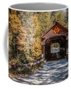 Old Covered Bridge Vermont Coffee Mug