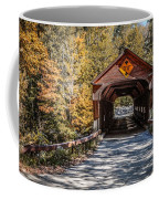 Old Covered Bridge Vermont Coffee Mug