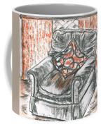 Old Cozy Chair Coffee Mug