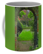 Old English Garden Coffee Mug
