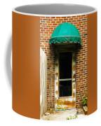 Old Factory Entrance Coffee Mug